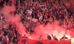 Inauguration du nouveau stade de Valenciennes